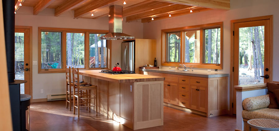 Custom Built Homes in the Methow Valley