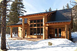 The Mott Home on Last Chance Road, Methow Valley